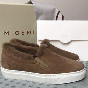 M Gemi The Cerchio Sneaker NWT